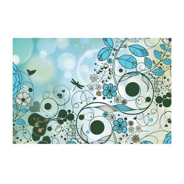 Obraz Green Leaves, 40x60 cm