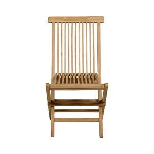 Zahradní židle z teakového dřeva Santiago Pons
