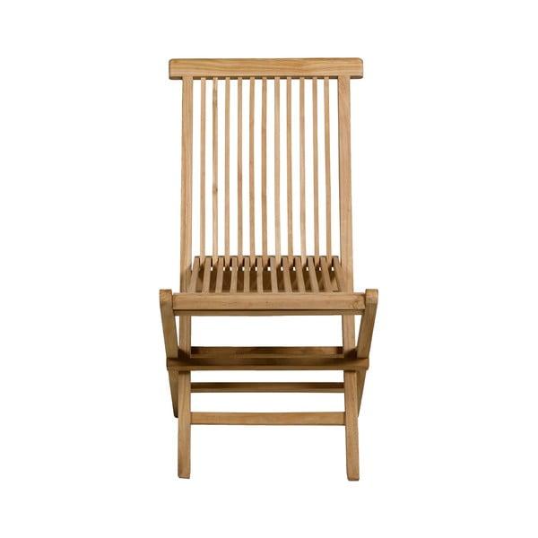 Krzesło ogrodowe z drewna tekowego Santiago Pons