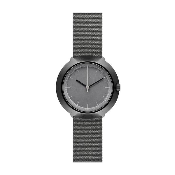 Hodinky Grey Fuji Grey Nylon, 43 mm