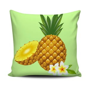 Polštář Home de Bleu Tropical Pineapple, 43 x 43 cm