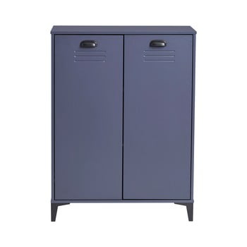 Comodă Marckeric Zack, 75 x 100 cm, albastru