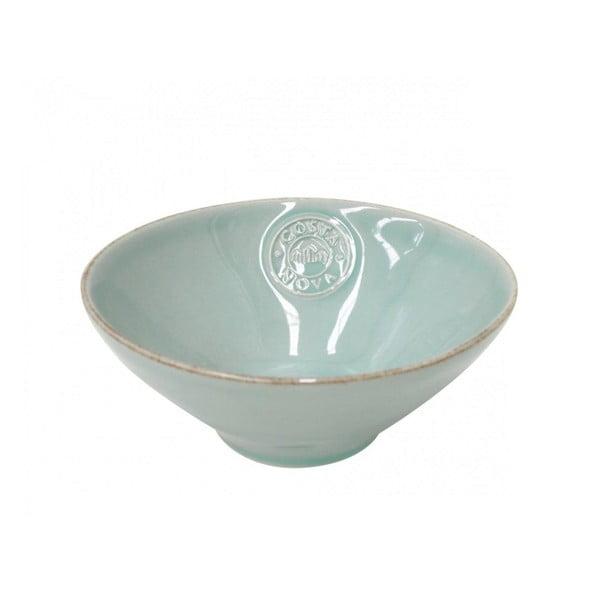 Bol din gresie ceramică Costa Nova, ⌀ 15 cm, turcoaz