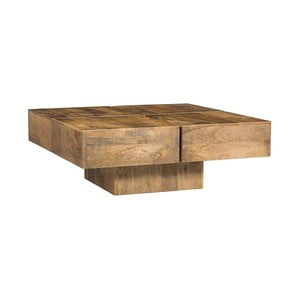 Konferenční stolek z mangového dřeva Woodking Celtic