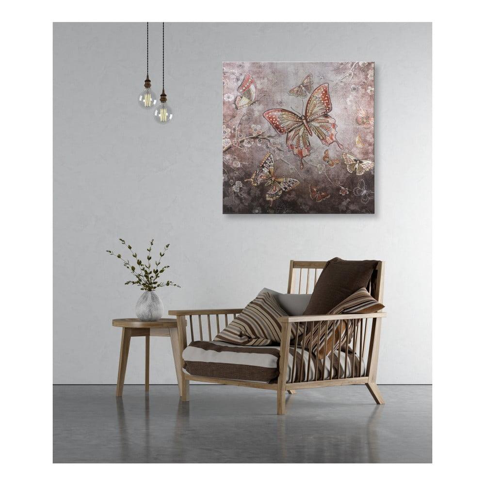 Obraz mauro ferretti birth 90 x 90 cm bonami for Mauro ferretti