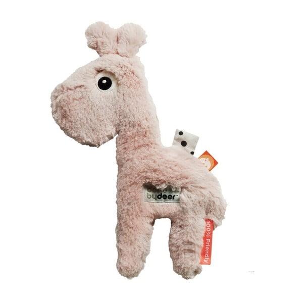 Malá růžová mazlivá hračka Done by Deer