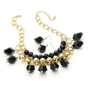 Set náhrdelník a náušnice Jess