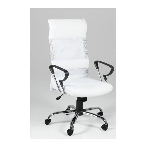 Kancelářská židle Rosenheim, bílá