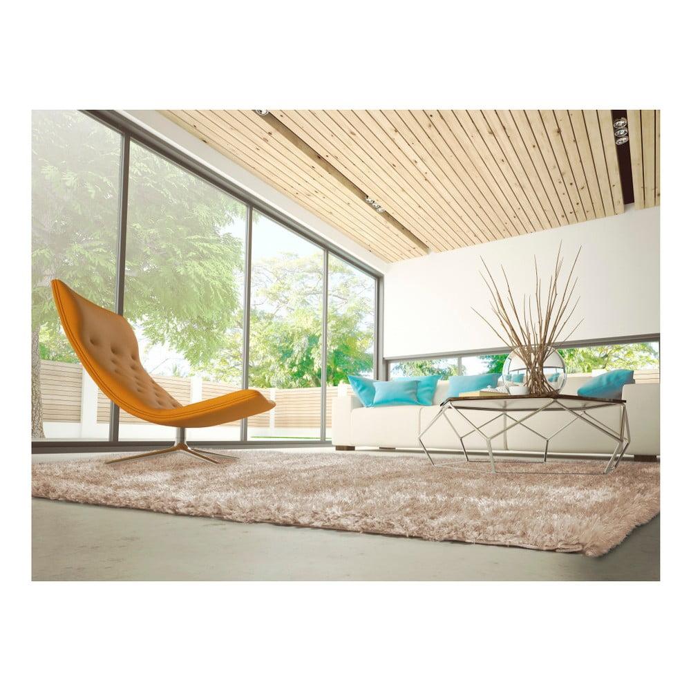 Produktové foto Béžový koberec Universal Aloe Liso, 160x230cm