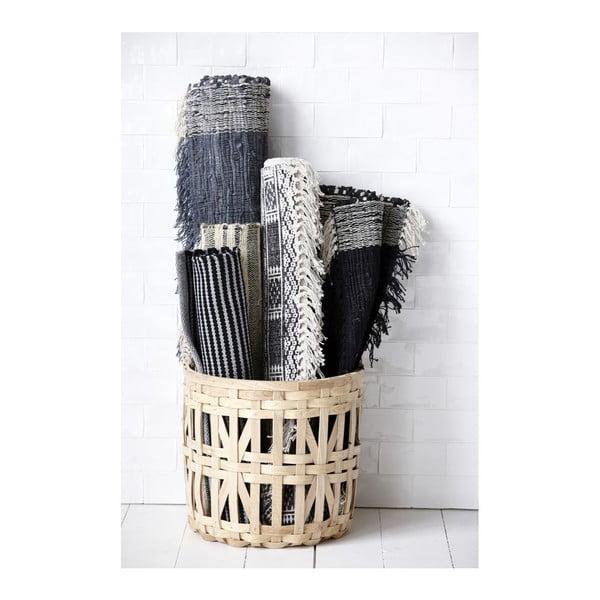 Sada 2 košíků Weave Natural