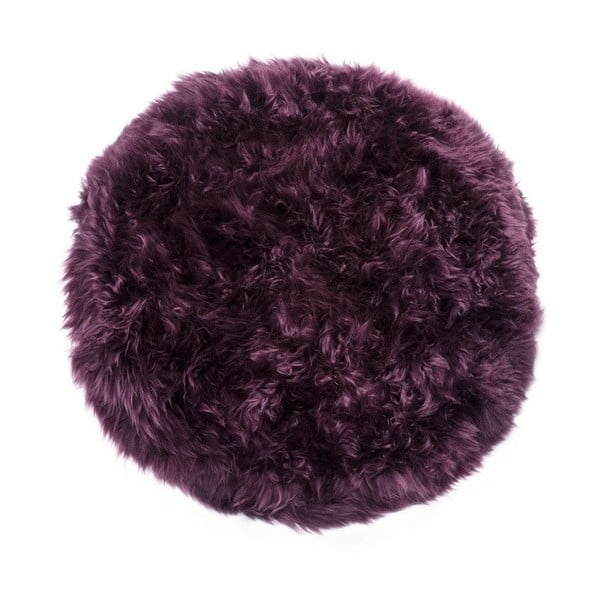 Zealand lla bárányszőrme szőnyeg, ⌀ 70 cm - Royal Dream