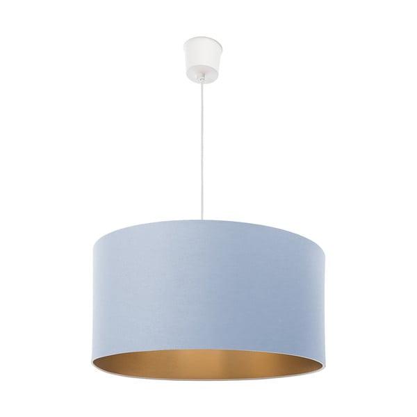 Závěsné světlo Ice Blue Gold Inside