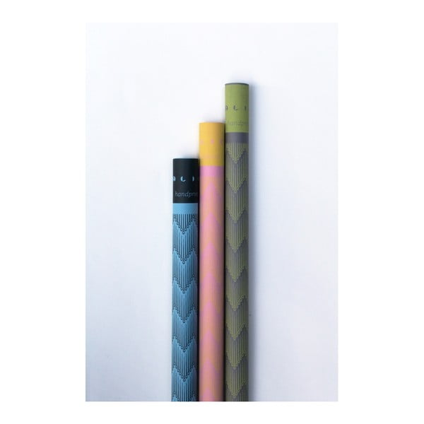 Sada 3 balicích papírů Calico Jokilin, Runtu, Raze