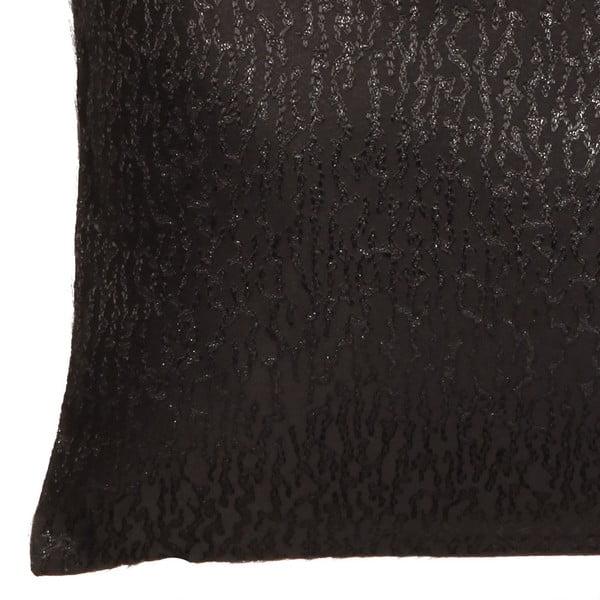 Pernă cu 2 fețe Kate Louise Largo, 33 x 57 cm, maro-negru