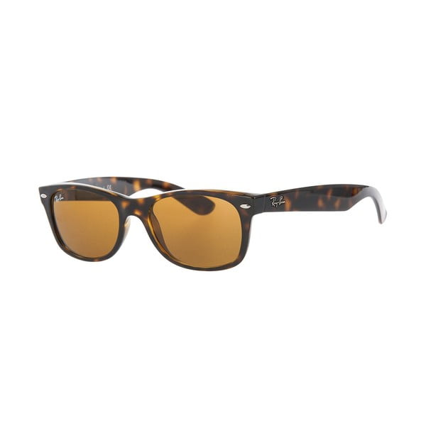 Ochelari de soare unisex Ray-Ban 2132 Brown/Havana 52 mm