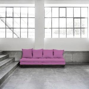 Canapea extensibilă Karup Chico Taffy Pink