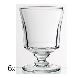Sada 6 skleniček Jacques, 210 ml