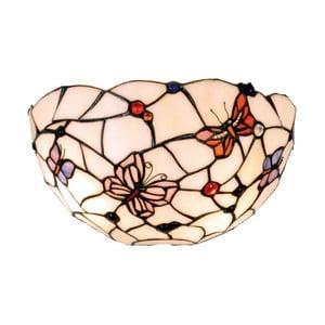 Tiffany stropní světlo Butterflies