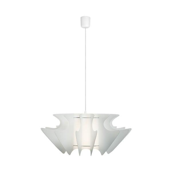 Závěsné svítidlo Bona white/white