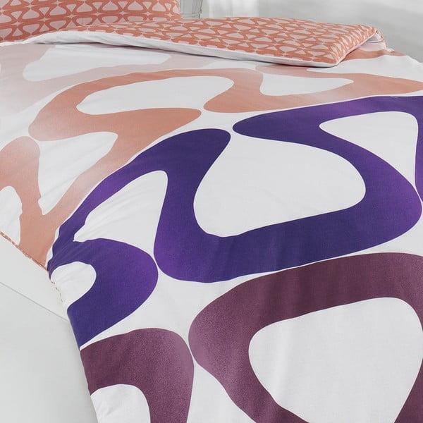 Povlečení Calypso Lilac, 155x200 cm