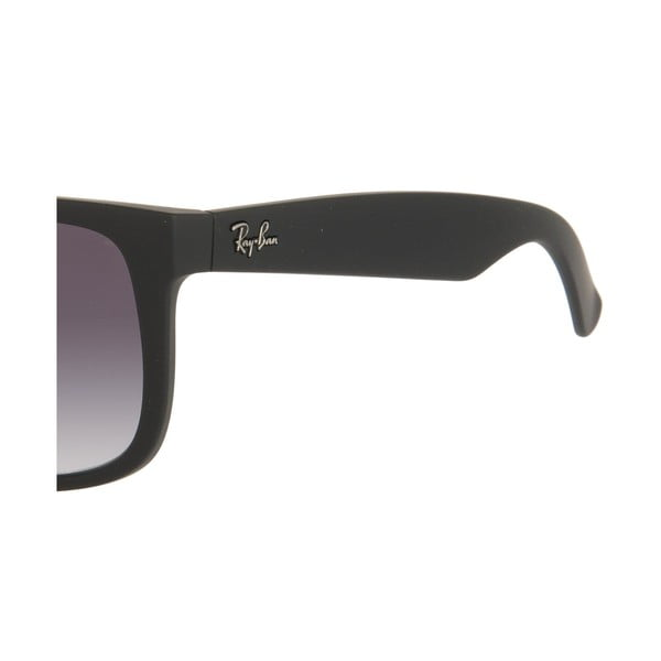 Unisex sluneční brýle Ray-Ban Justin Matt Black 55 mm