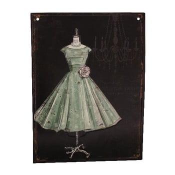 Plăcuță perete Antic Line Antic Ball Gown de la Antic Line