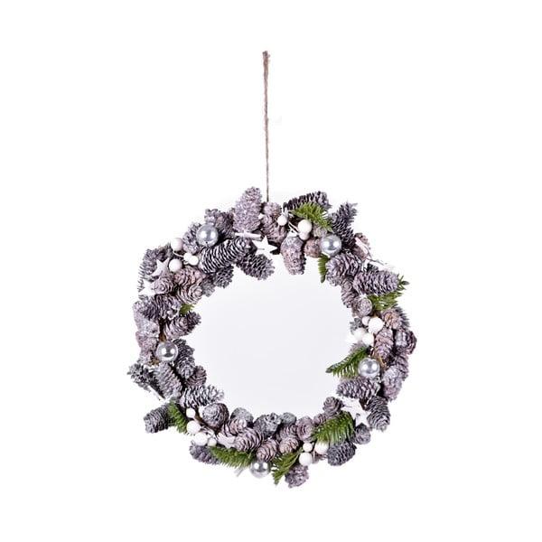 Ghirlandă decorativă cu conuri Ego Dekor, ø 25 cm