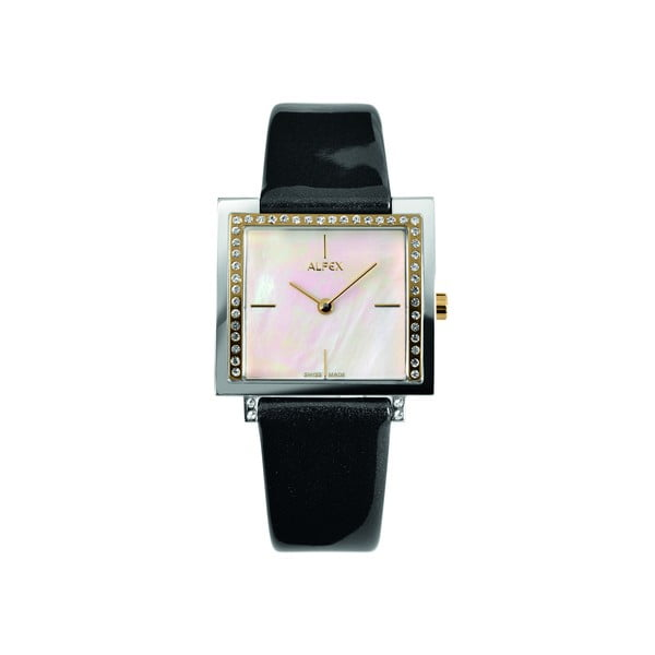 Dámské hodinky Alfex 56848 Metallic/Black