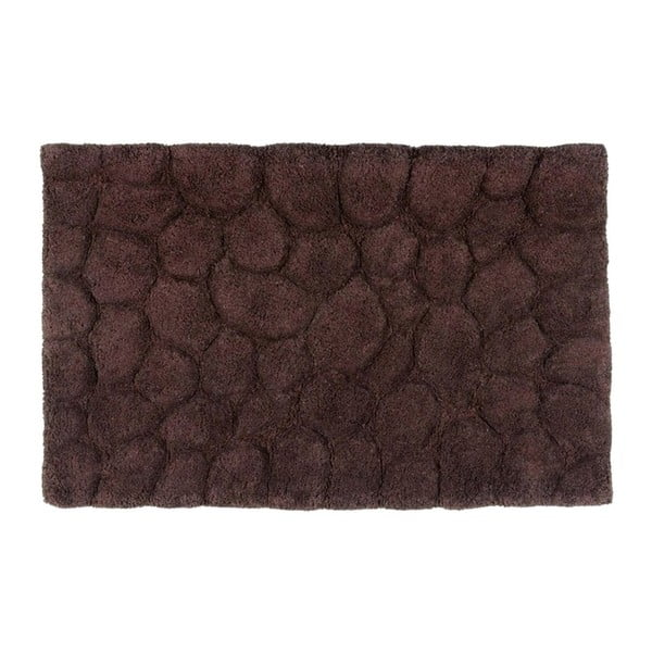 Koupelnová předložka House 50x80 cm, čokoládová