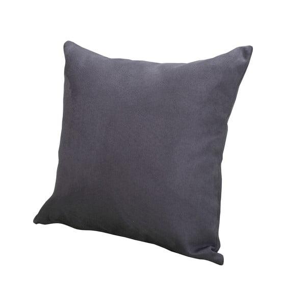 Polštář z mikrovláken Pillow 40x40 cm, černý čaj