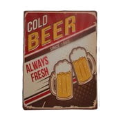 Decorațiune perete Novita Cold Beer