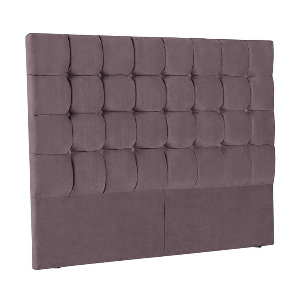 Tăblie pat Kooko Home Hasso, 120 x 160 cm, mov