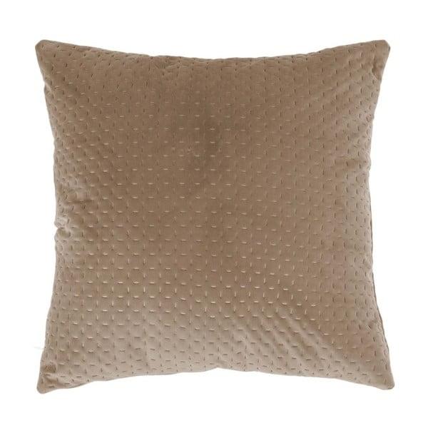 Béžový polštář Tiseco Home Studio Textured, 45x45cm