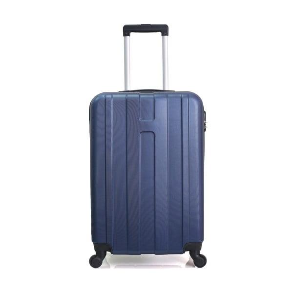 Sada 3 modrých cestovních kufrů na kolečkách Hero Atlanta