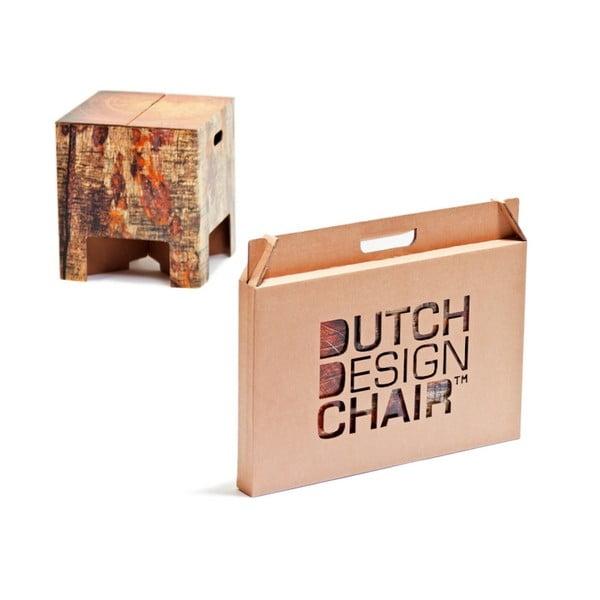 Stolička Dutch Design Chair Tree Trunk