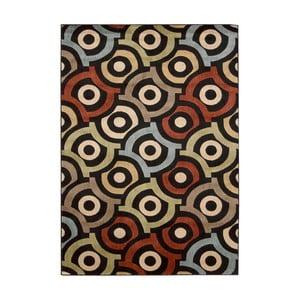 Koberec Nourtex Modesto Mondrian Kajallo, 178x117cm
