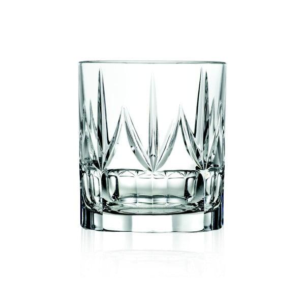 Sada 6 sklenic RCR Cristalleria Italiana Lisa