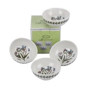 Sada 4 ks porcelánových misek Portmeirion, ø 10 cm