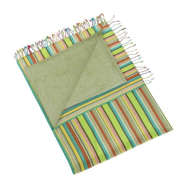 Ručník Tezzy Green, 100x178 cm
