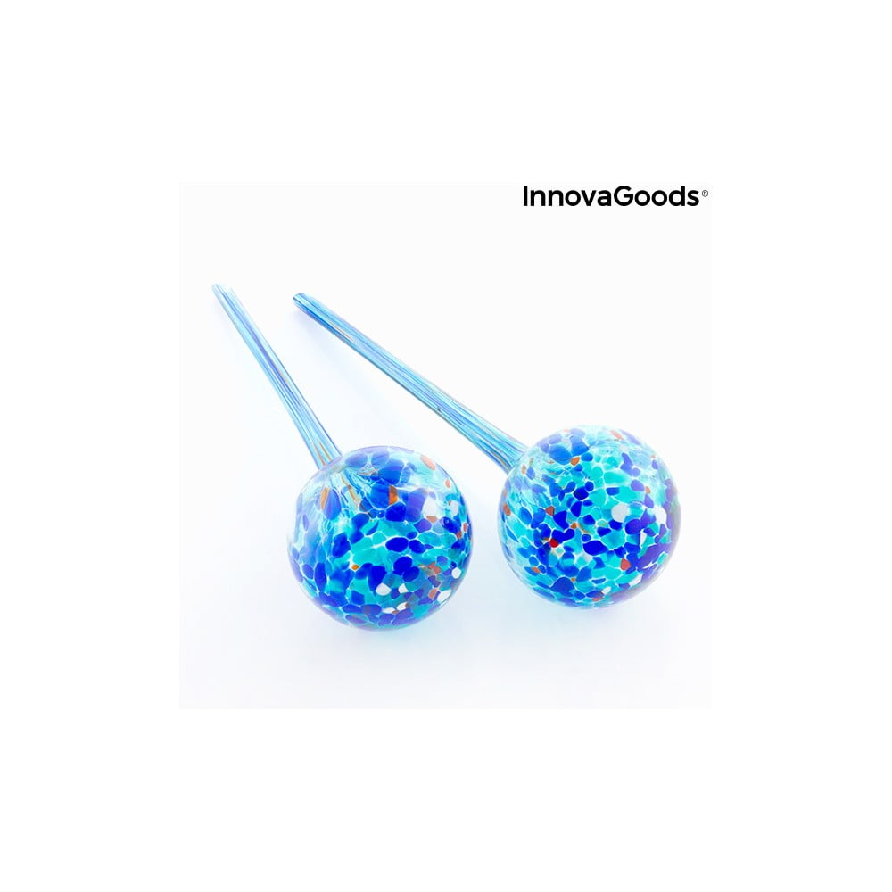 Zavlažovací koule InnovaGoods, 2 kusy