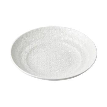 Bol servire din ceramică MIJ Star, ø29 cm, alb