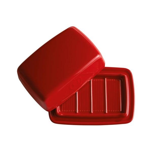 Untieră din ceramică Emile Henry, roșu