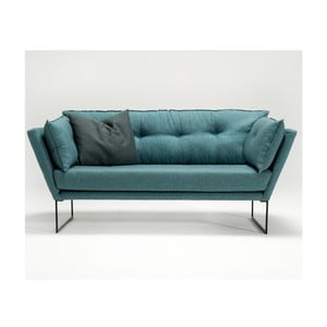 Canapea cu 3 locuri Relax, turcoaz