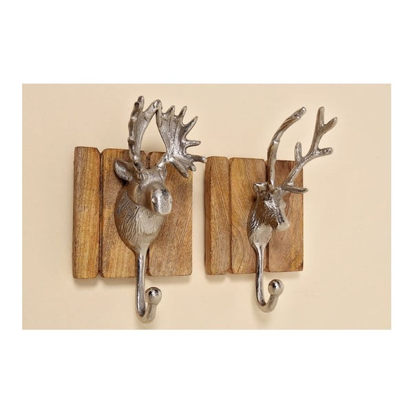 Sada 2 háčků Hirsh Deer