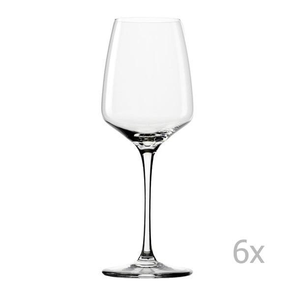 Sada 6 sklenic na bílé víno Stölzle Lausitz Experience Wine, 350 ml