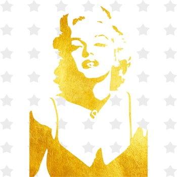 Tablou Canvas Framework Marilyn, 50 x 50 cm