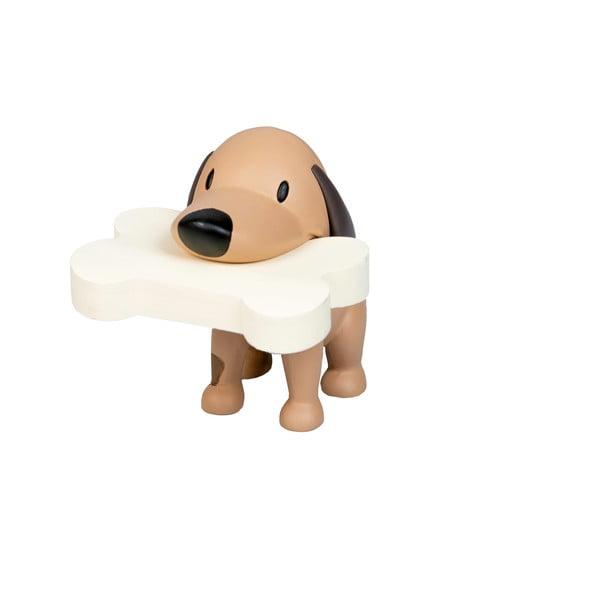 Stojak w kształcie psa z bloczkiem Thinking gifts