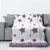 Pătură din microfibră AmeliaHome Starlight, 70 x 150 cm