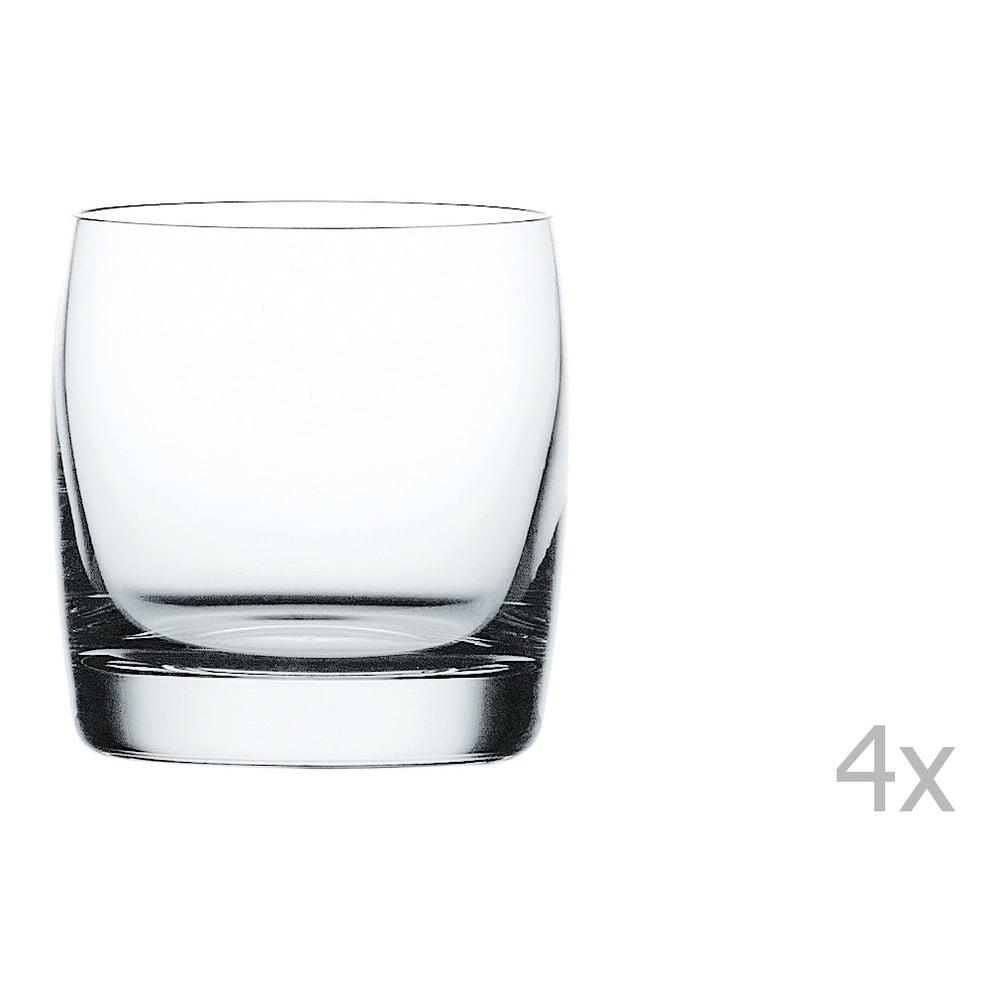 Sada 4 sklenic na whisky z křišťálového skla Nachtmann Vivendi Premium Whisky Tumbler Set, 315 ml