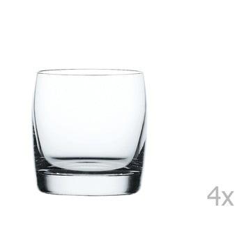 Set 4 pahare pentru whiskey din cristal Nachtmann Vivendi Premium Whisky Tumbler Set, 315 ml de la Nachtmann